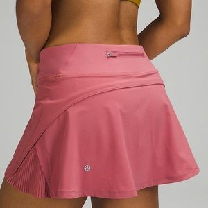 NWT Lululemon Play Off The Pleats - New color!!!